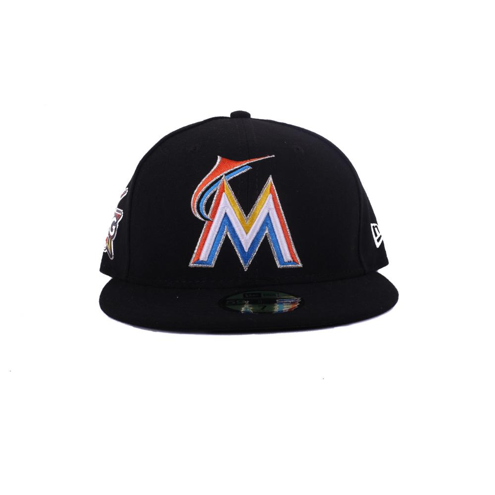 MIAMI MARLINS HAT - Cool Js Online 68fa7cdbb43
