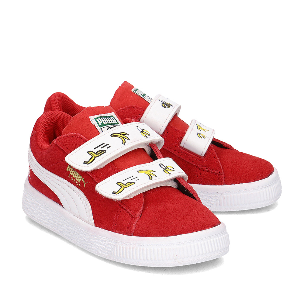 5ab9efbf8a6da9 Toddler Puma Minions Suede V - Cool Js Online