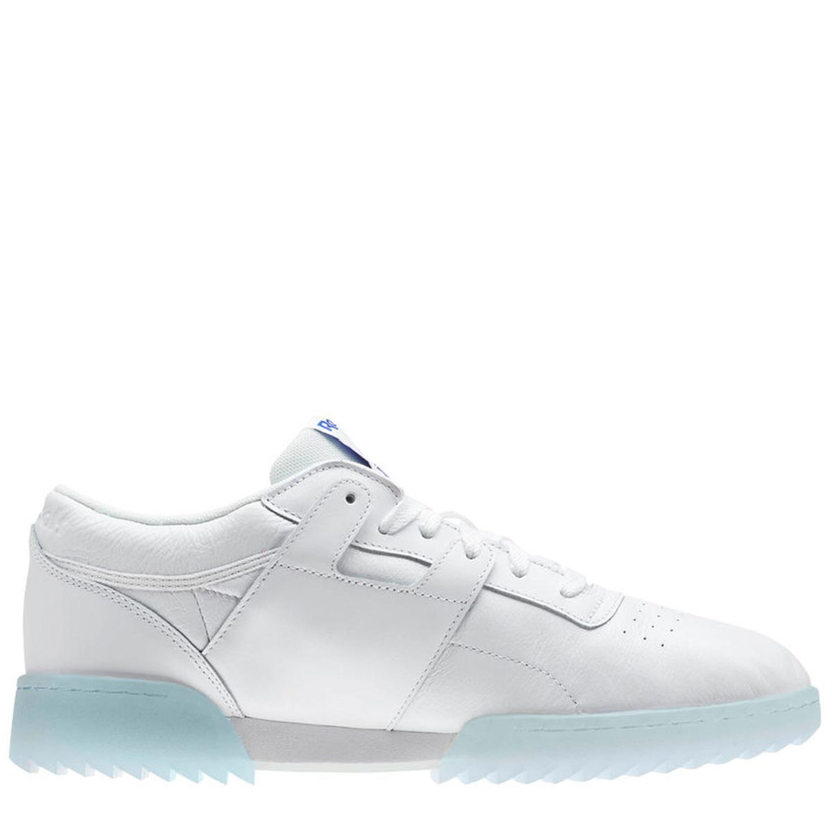 0b28ce5c35d Reebok Workout Clean Ripple Ice - White - Cool Js Online