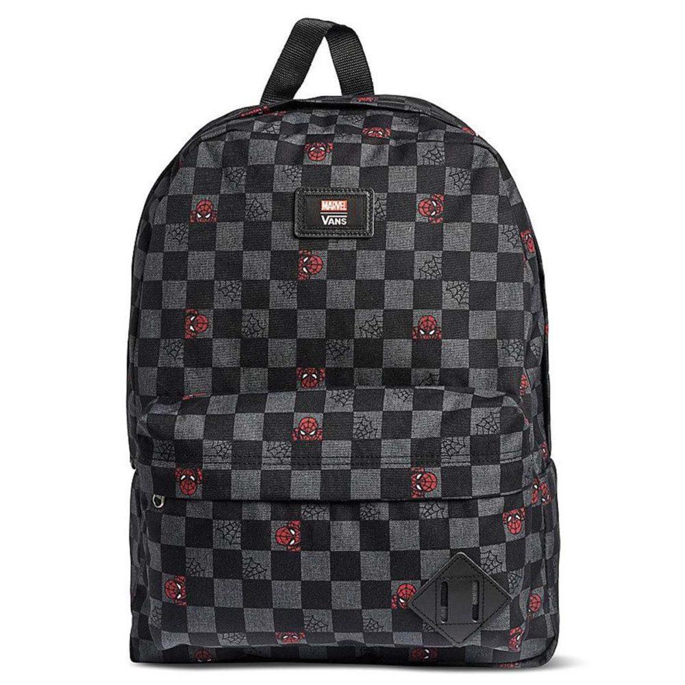 e8941e6b5058a0 VANS x Marvel Spider-Man Old Skool II Backpack - Cool Js Online