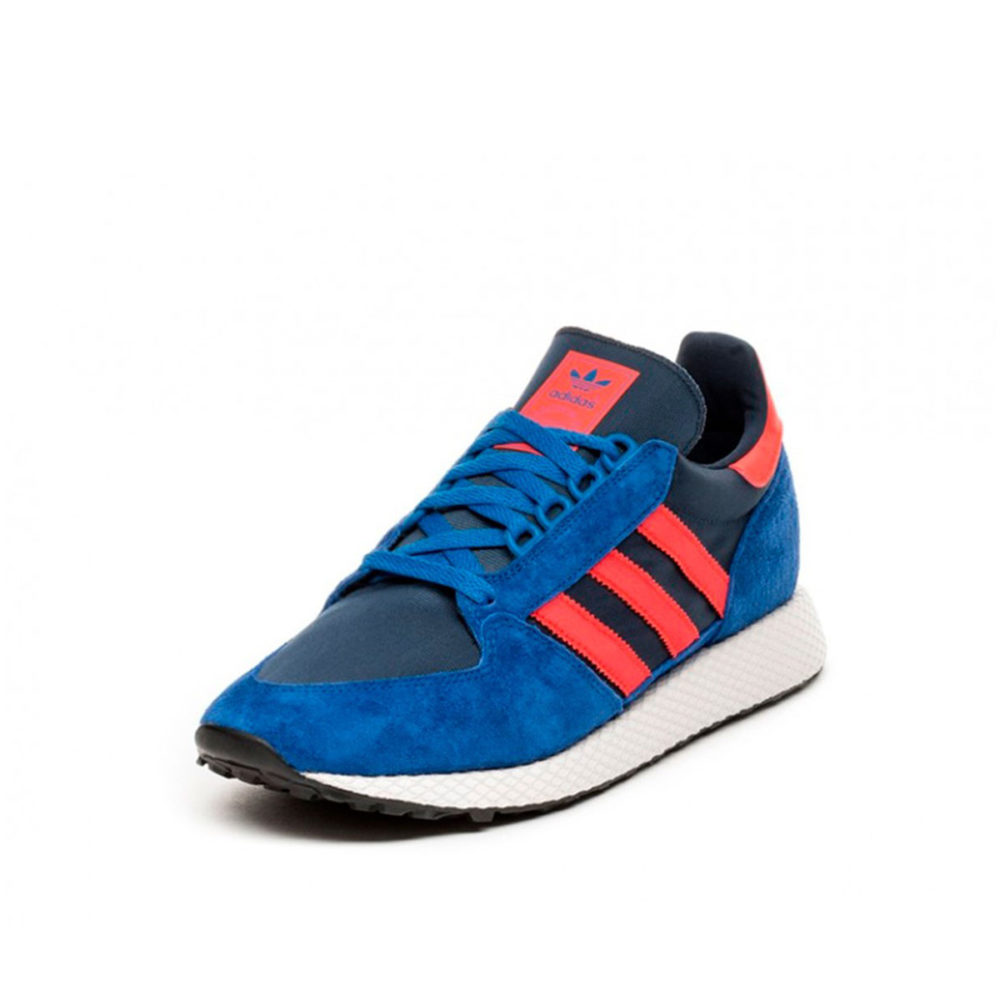 online store 3c2aa 822b1 Mens Adidas Originals Forest Grove Shoes - Cool Js Online