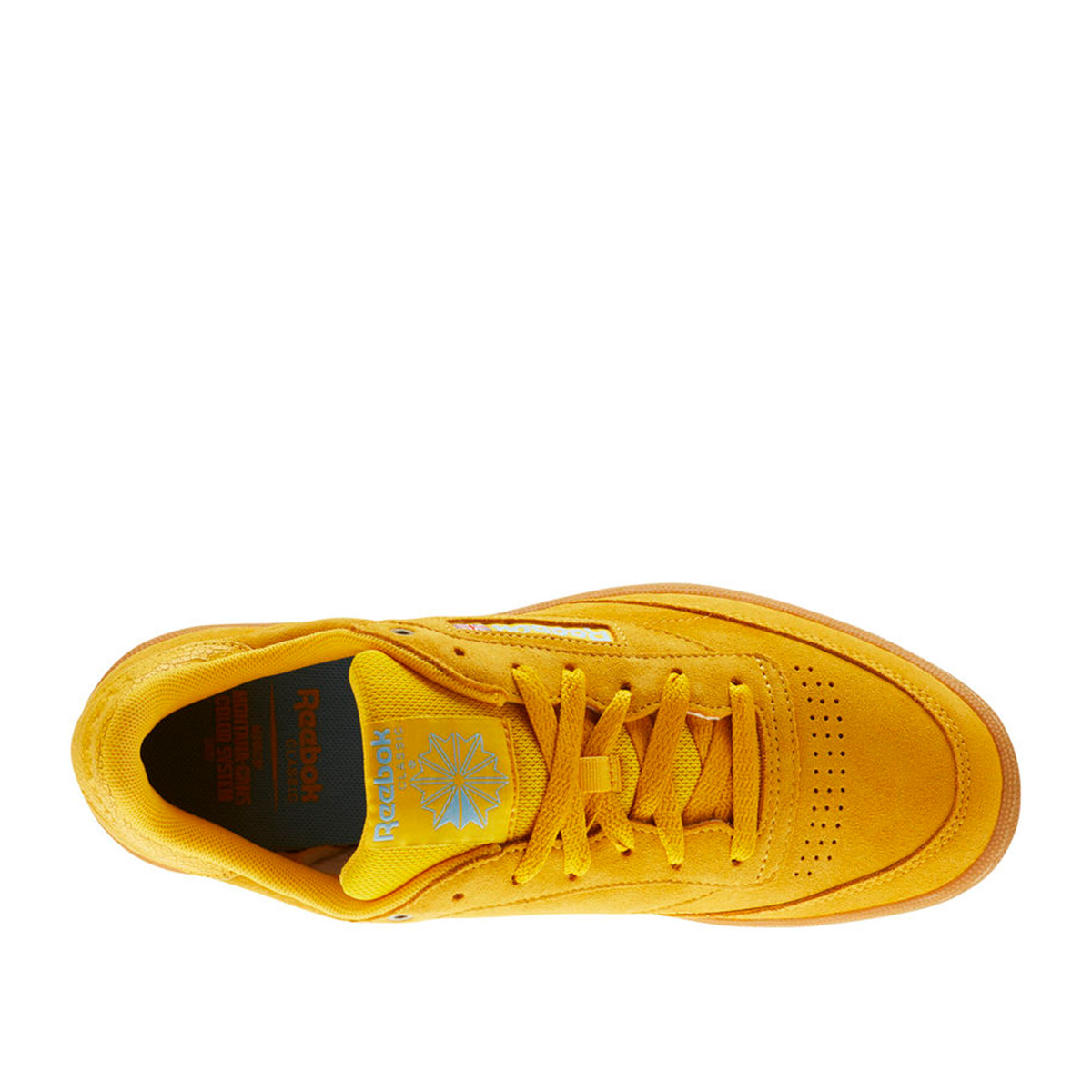 reebok-classic-suede-yellow-4 - Cool Js