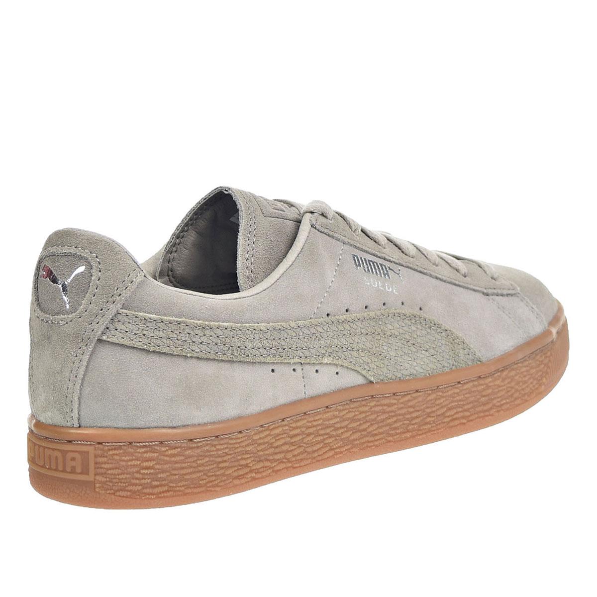 Men's Puma Suede Classic Citi Vintage Khaki