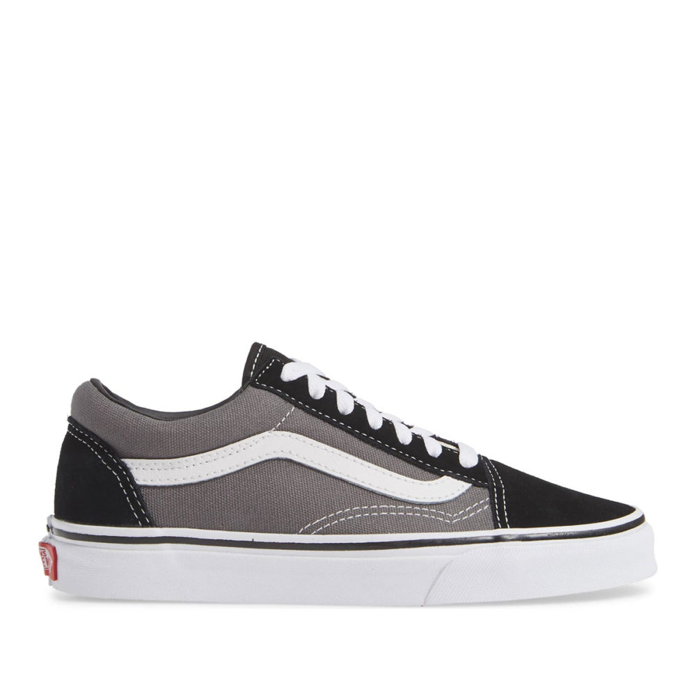 9bbbe8b728 Vans Old Skool Sneaker Black Pewter - Cool Js Online