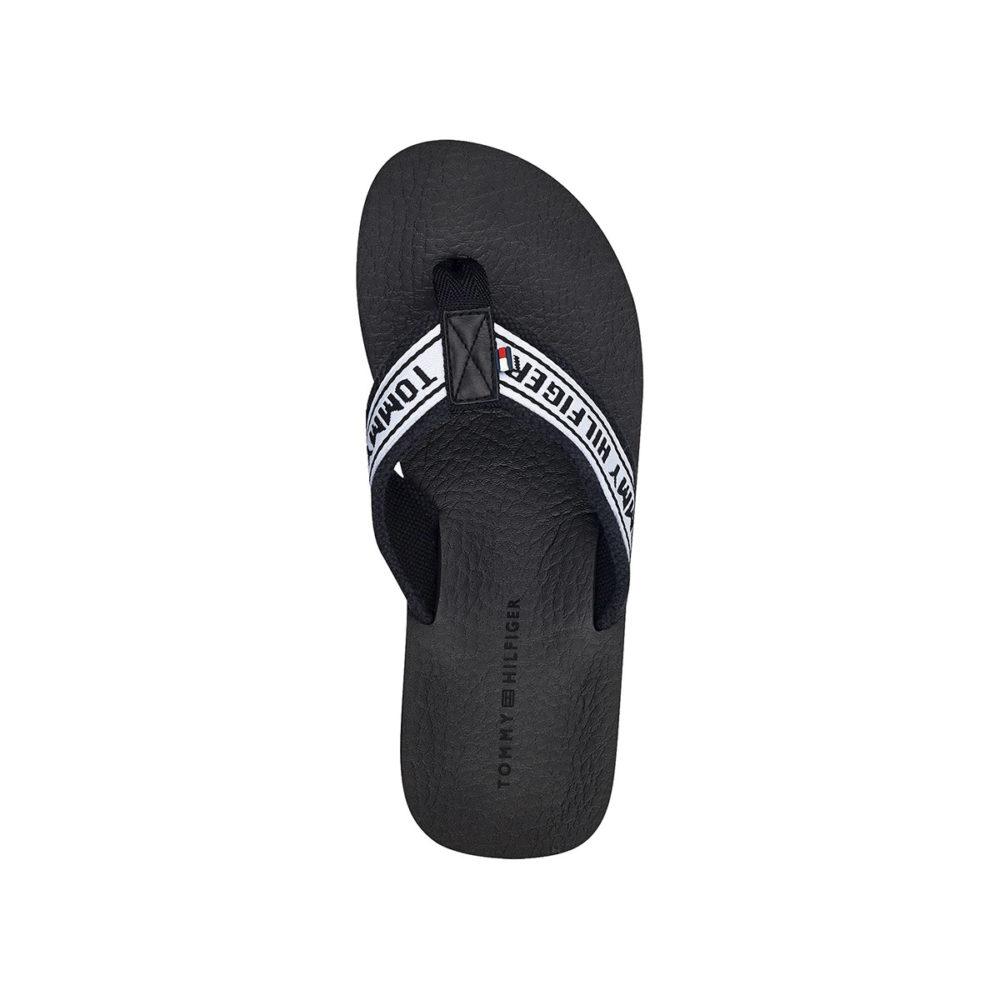6967bae93e38 Tommy Hilfiger Doland Sandal Black - Cool Js Online