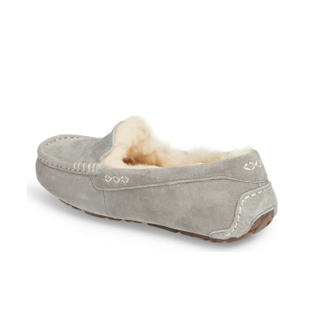 Ugg 174 Ansley Water Resistant Slipper Light Gray Cool Js
