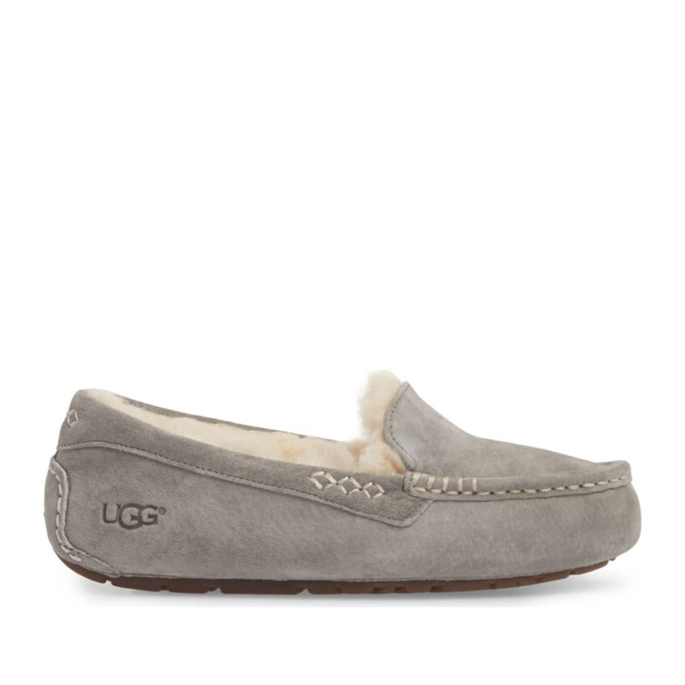 0b629ba0a00 UGG® Ansley Water Resistant Slipper Light Gray