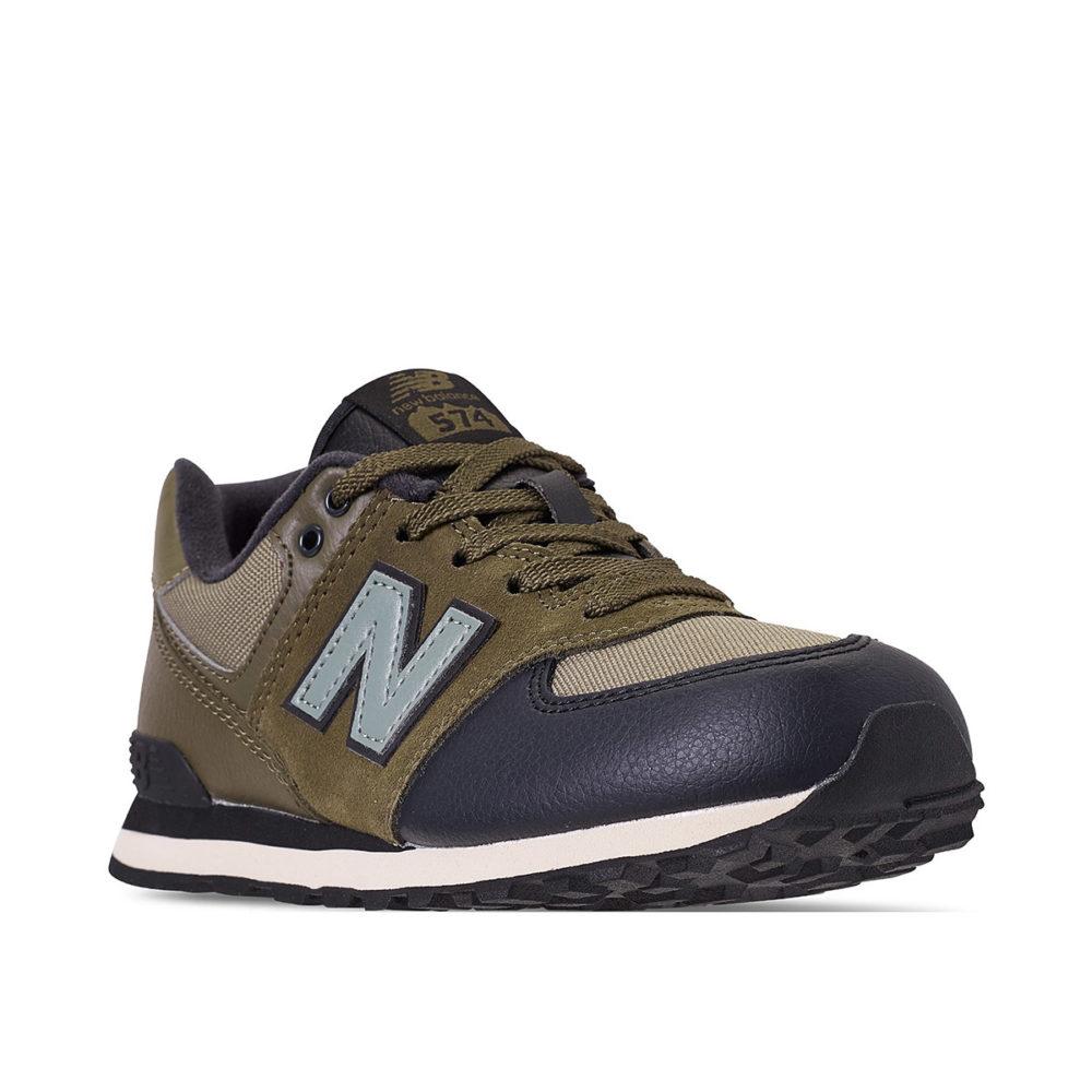 32a61ead005e New Balance Little Boys' 574 Casual Sneakers - Cool Js Online