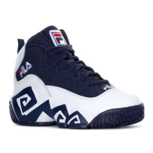 Mens Fila shoe Navy