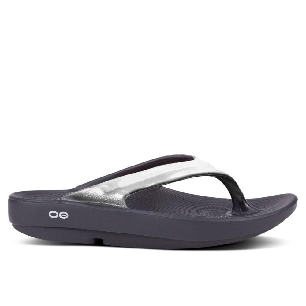 fe441bf2822 Women s OOFOS OOlala Sandal - Cloud White - Cool Js Online