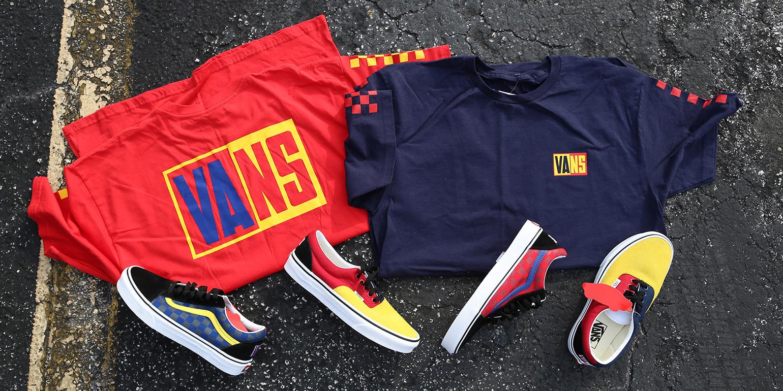 vans banner Cool Js Online