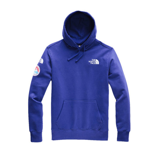 north face blue