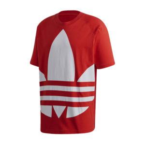 adidas red tshirt