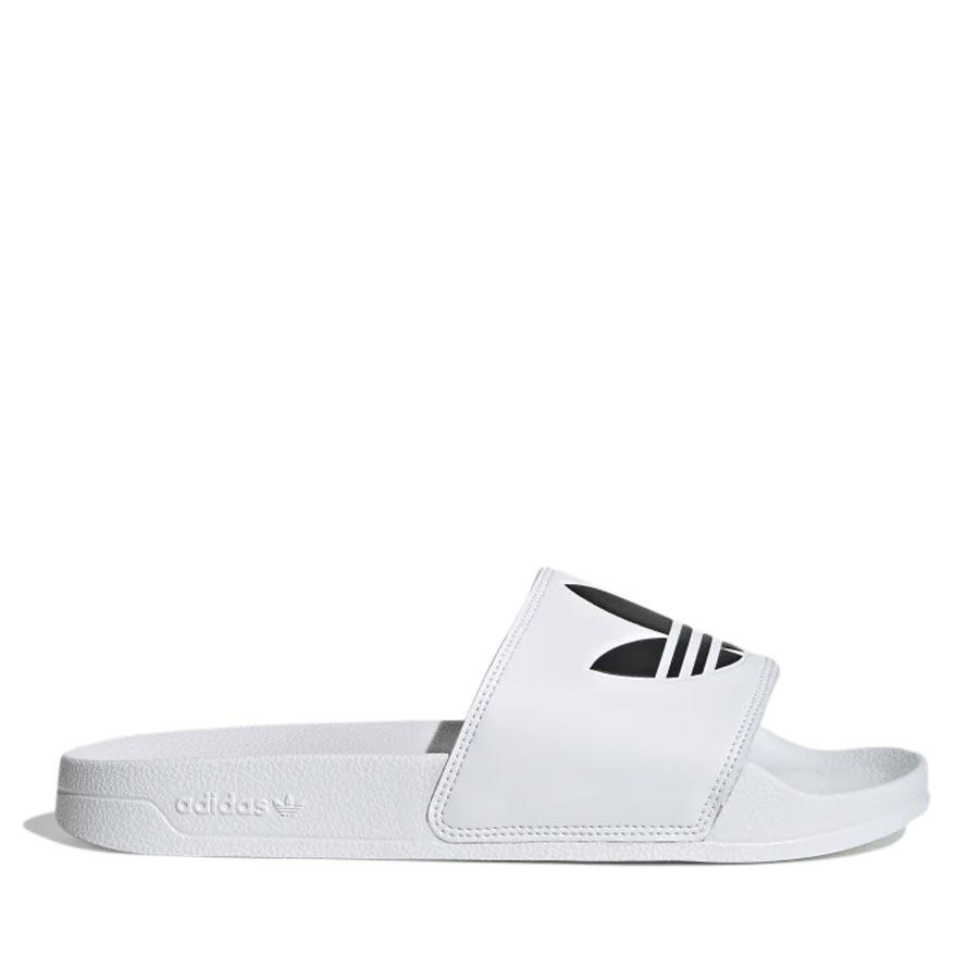 Adidas Adilette Lite Slides - White