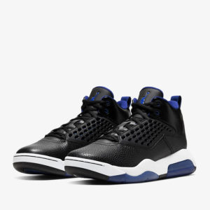 jordan-maxin-200-BLACK AND BLUE-ANGLE VIEW