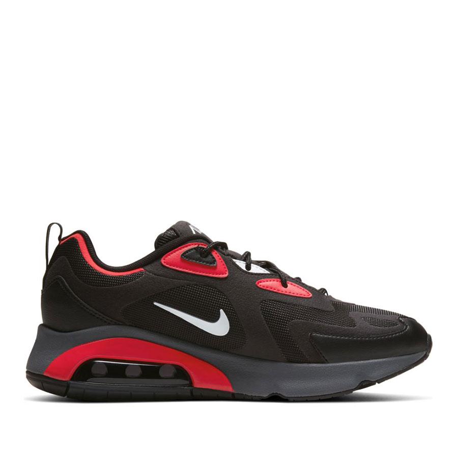 Men's Nike Air Max 200 - Black/Red
