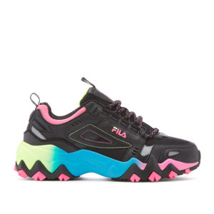women's-fila-oakmont-tr-multi-black-side view