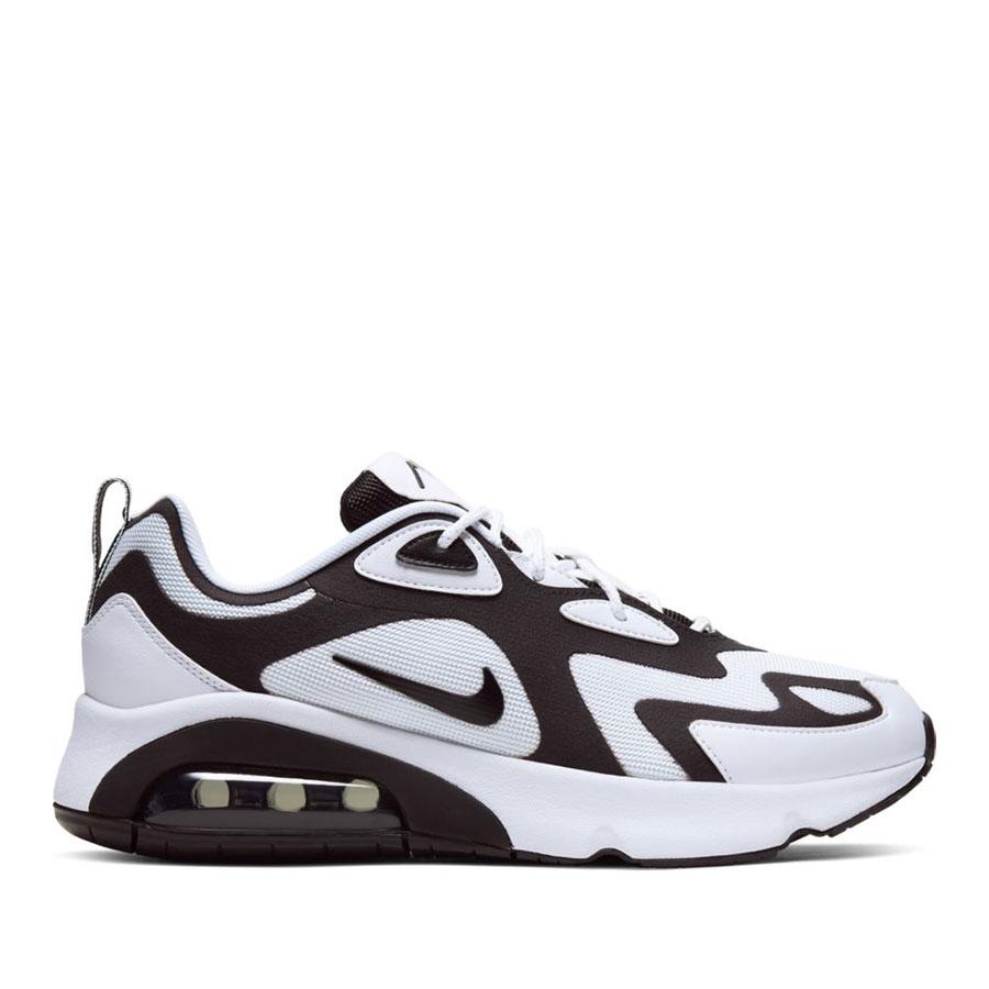 Men's Nike Air Max 200 - Black/White