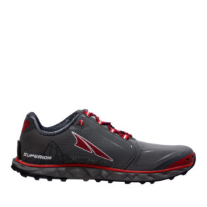 altra-SUPERIOR4-GREY/RED-BACK SIDE VIEW