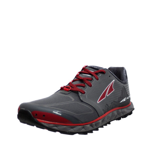 altra-SUPERIOR4-GREY/RED-ANGLE VIEW