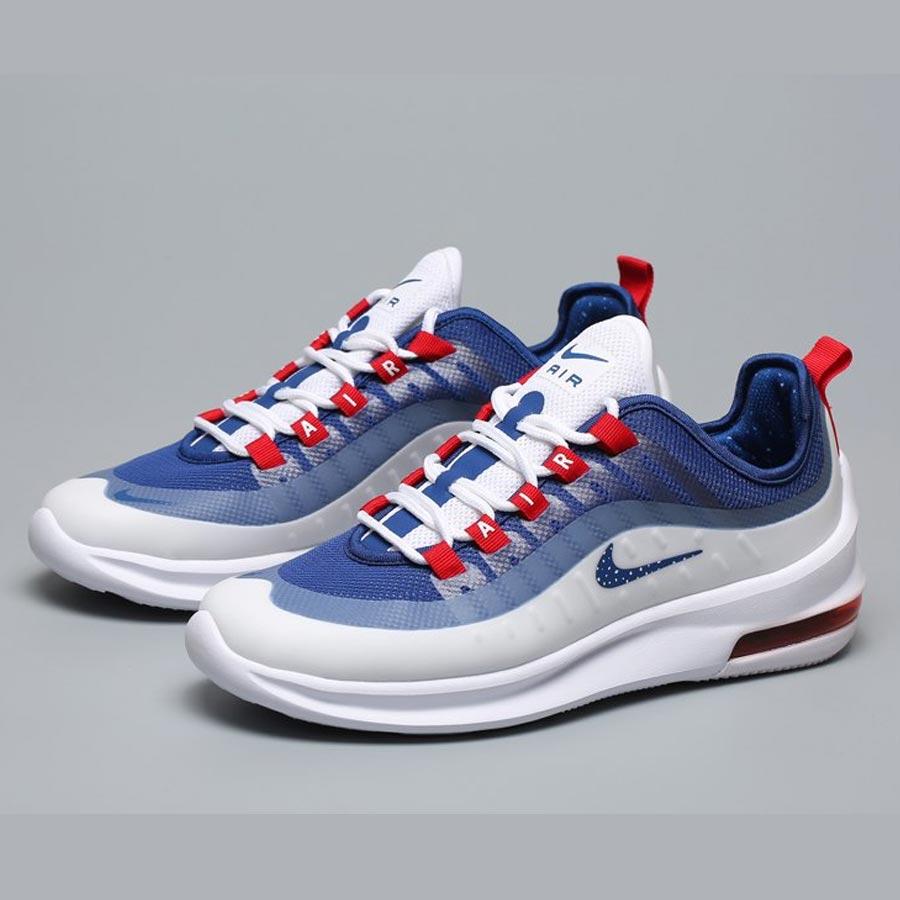Nike Air Max Axis - White/Blue/Red