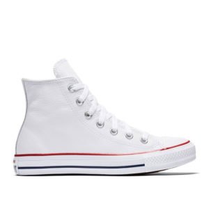 converse-all-star-leather-hightop-white-side view