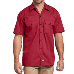 mens-short-sleeve-work-shirt-english-red
