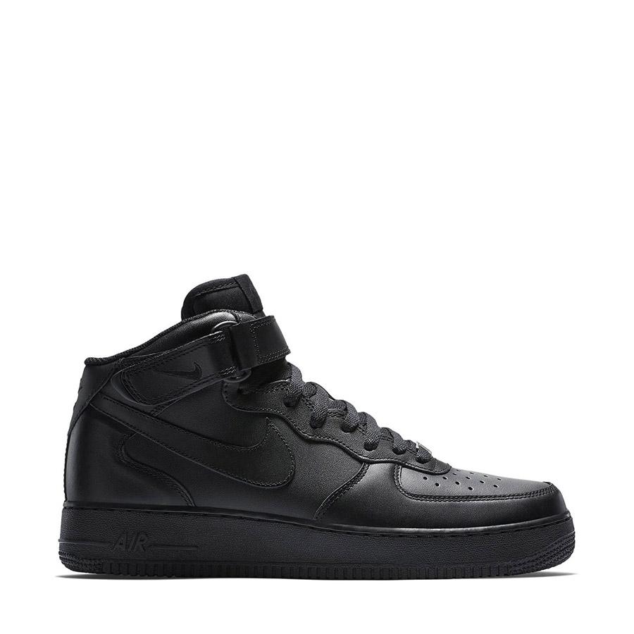Men's Nike Air Force 1 Mid - Black
