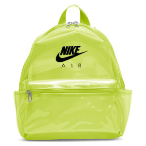 NIKE-JUST-DO-IT-BACKACK-VOLT-FRONT VIEW