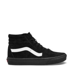 black-vans-suede