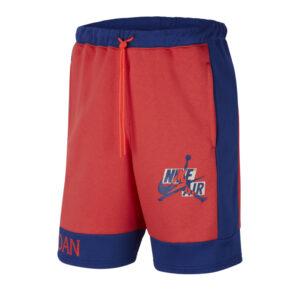 mens-air-jordan-fleece-shorts-track-red-royal-blue