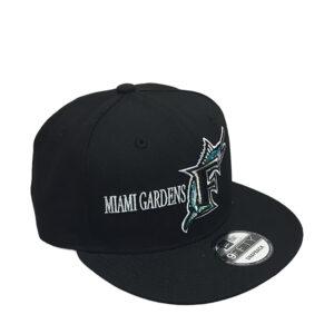 miami-gardens-black-snapback-hat-florida-marlins