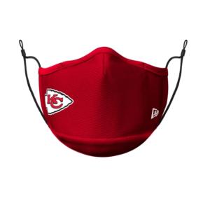 kansas city chiefs red face mask