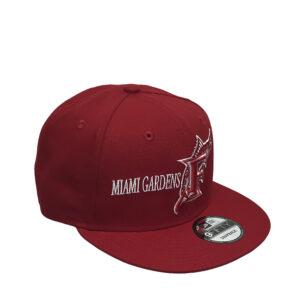miami-gardens-red-snapback-hat-marlins-florida