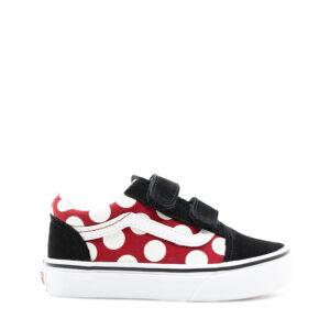 kids-old-skool-vans-polka-dot