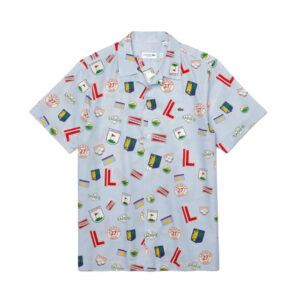 LACOSTE-HAWAII-shirt-blue-mens