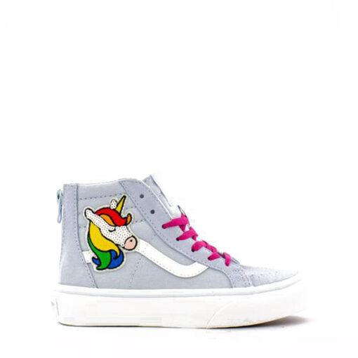 unicorn-shoe-blue-hi-vans