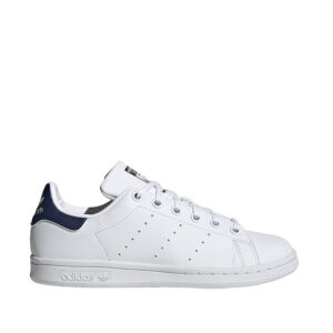 Adidas-Stan-Smith-Shoes-CloudWhite-DarkBlue-sideangle