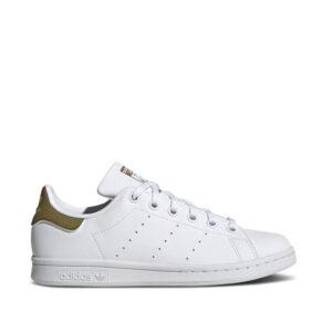 Adidas-Stan-Smith-Shoes-CloudWhite-Wild-Moss-sideangle
