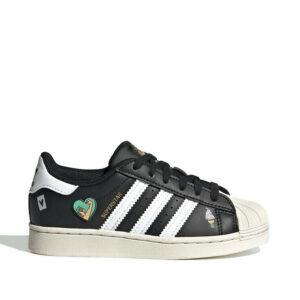 Adidas-kids-Superstar-Shoes-sideangle