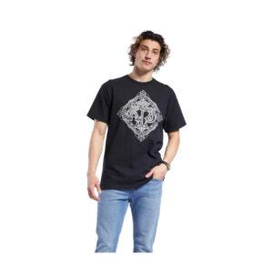 Reebok-Allen-Iverson-Diamond-Engraving-Tshirt-frontmodelangle