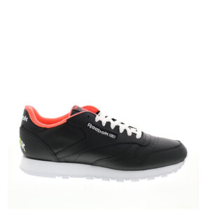 Reebok-CLASSIC-LEATHER-black-sideangle