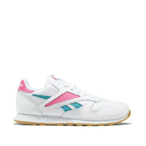 Reebok-Classic-Leather-mark-White-Solidteal-Solar-Pink-sideangle