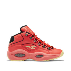 Reebok-QUESTION-MID-Neon-Cherry-Black-Yellow-Filament-sideangle