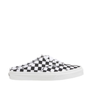 Vans-Authentic-Mule-Checkerboard-Black-truewhite-sideangle