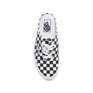 Vans-Authentic-Mule-Checkerboard-Black-truewhite-topangle