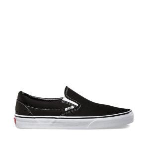 Vans-Classic-Slip-On-Black-sideangle