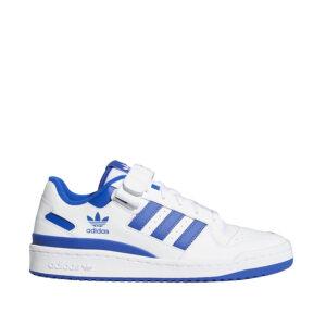 Adidas-Forum-Low-Shoes-Cloud-White-Royal-Blue-sideangle