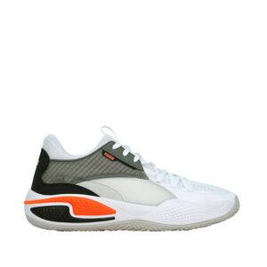 Puma-Court-Rider-Basketball-Shoes-Puma-White-NrgyRed-sideangle