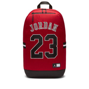 JORDAN-Jersey-Backpack-Gym-Red-frontangle